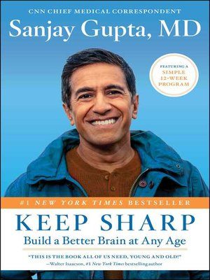cover image of Keep Sharp